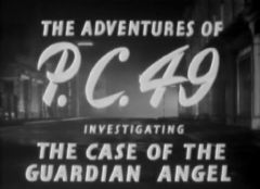 The Adventures of PC 49 1949 DVD - Hugh Latimer / John Penrose